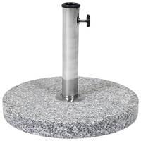 Charles Bentley Round Granite Umbrella Base